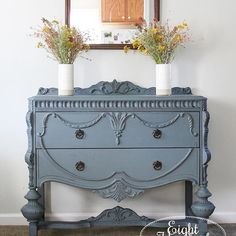 Home, Furniture & Diy Pair Of Solid Mahogany French Style Antique Wax Rattan Shelf Bedside Chests Drip-Dry Furniture