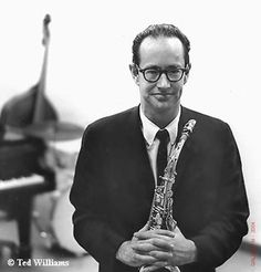 Paul Desmond: I'll never forget when I was told he played alto and not tenor sax. Then my instructor showed me how he played to make it sound like that! <3