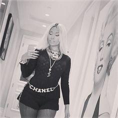 From Nicki Minaj's Instagram