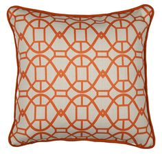 I pinned this Chloe Pillow from the Garrison Hullinger Interior Design event at Joss and Main!