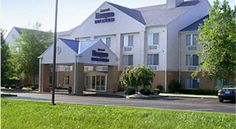 Fairfield Inn and Suites by Marriott Dayton Troy Troy Adjacent to the I-75 and a 15-minute drive from downtown Dayton, Fairfield Inn Dayton Troy offers suites with free internet access and a flat-screen TV. Facilities include an indoor pool.