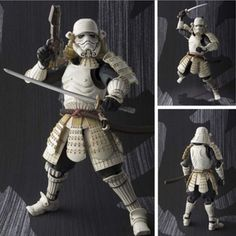 Feudal Japan Star Wars Figures