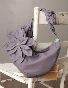Daisy Purse Sewing Pattern