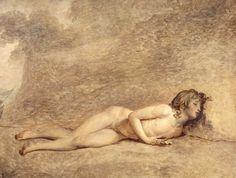 Jacques Louis David. La mort de Bara
