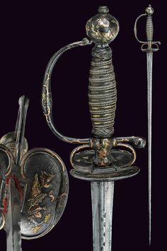 A court small-sword                                                     category:     A Selection of Fine Arms II                    provenance:     Russia                    dating:       third quarter of the 18th Century