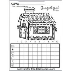 Addition Christmas Code Breaker Worksheet. Break the Elf
