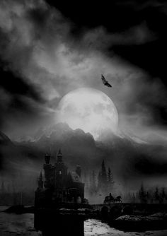 When The Full Moon Rises by *wyldraven*