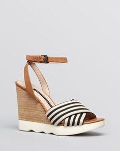 Sandals :     Platform Wedge Ankle Strap Sandals   - #Sandals https://talkfashion.net/shoes/sandals/sandals-platform-wedge-ankle-strap-sandals/