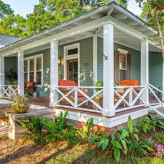 Low Porch Railing Design Ideas, Pictures, Remodel and Decor