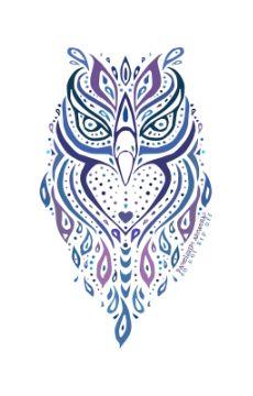 × owl