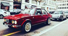 Alfa Romeo Alfetta QV ~75Turbo #alfaromeo#alfetta#quadrifoglio#bialbero#biscione