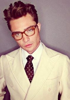 hipster ed westwick...even better