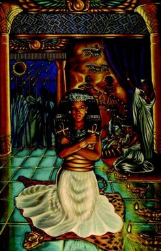 ASENATH OF AFRICA  The Woman for whom Joseph Saved His Virginity  This black woman is who Joseph saved his virginity for from a black seductress in the Egypt, Land of Ham (father of the black races). Asenath was the daughter of an African priest, who named her after a black goddess the Greeks renamed Minerva. Asenath was a native of Africa and all of her in-laws were Jewish. She met her in laws when her husband summoned all the Jews in the world to Africa to weather a famine.