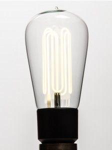 Factorylux low energy eco-filament bayonet light bulb