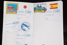 Geography: Passport Please...A fun geography project is to take your kids on a pretend trip around the world, to learn about other cultures and their history.