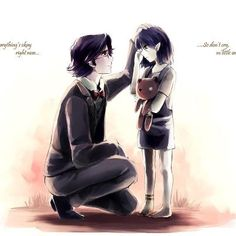 Marceline and Simon. Excuse me while I cry.