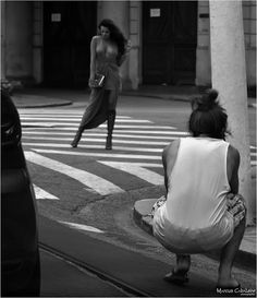Marcus Cabaleiro: Ensaio Fotográfico no Centro de Santos
