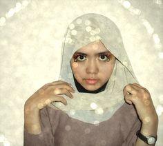 #hijab #girl #moeslem #eyes #watch #fashion