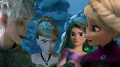 bang bang elsa anna rapunzel - YouTube