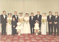 1960's Wedding Photo