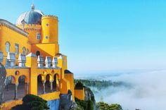 Palácio Nacional da Pena: Das Neuschwanstein Portugals - TRAVELBOOK.de
