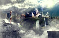 #MattePainting #Photoshop #photomanipulation