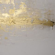 Gold on White 1 Leinwand - alt_image_two