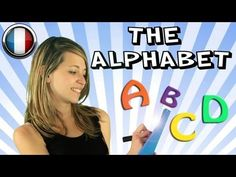 French Language Lesson - French Course with Mathilde, Lesson 3 - The alphabet - YouTube