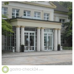 Restaurant Stadtpark Gastronomie Bochum
