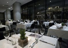 The World's Best Museum Restaurants: Food + Cooking : gourmet.com  What a spectacular view!!!