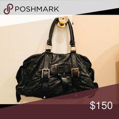 Botkier black leather satchel Botkier black leather satchel Bags Satchels