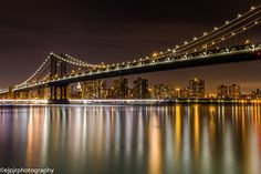 The Manhattan Bridge by Eduardo J Padilla Jr on 500px
