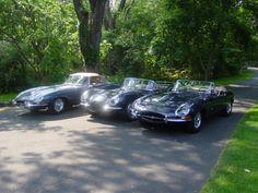 """Don's 1962 Jaguar E-Type """"Rich Bitch"""" - AutoShrine Registry"""