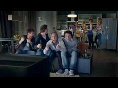 """Heineken ads """"Men with Talent"""" - 2012"""