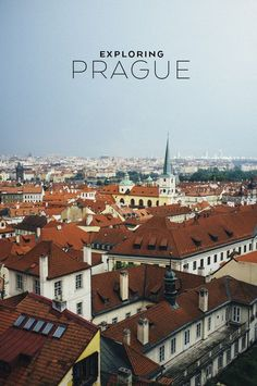 Who doesn't love Prague?