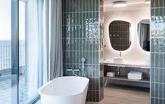 Lagranja Design Revives the 1930s Hotel Terramar Back to Its Historic Mediterranean Roots - Design Milk