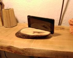 Pear Phone Stand || Samsung and Iphone stand || Natural touch