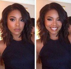 Gabrielle Union hairstyle