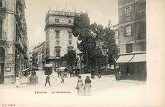 1903 Actual Palau de la Generalitat, d esde 1751 a 1922 fue sede de la Audiencia, pasando posteriormente a albergar las oficinas de la Di...