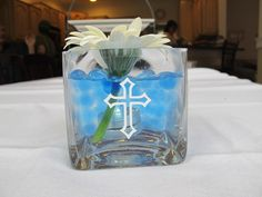 Perfect for a Boy's Communion Party  For The Love Of Art: First Communion Cake