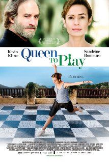 """Queen to Play"" (2009).  French film about a middle-aged chambermaid's new-found passion for chess and how it changes her life.  This is a gem that I highly recommend."