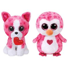 TY Beanie Boos - SET of 2 Valentines 2018 Releases inch) (Romeo   Juliet) 538b69eb696a