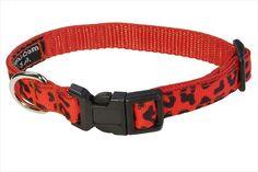 Sassy Dog Wear Extra Small LEOPARD ORANGE Dog #Collar