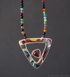 Melanie Burrows jewelry.