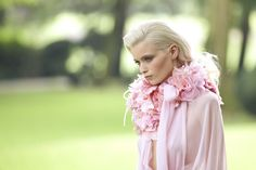 Abbey Lee: campaña de Gucci Flora Garden Collection