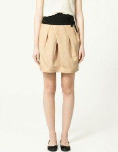 faldas con volumen