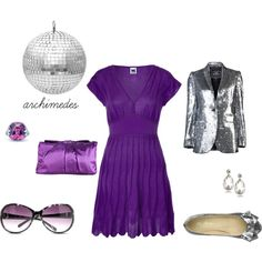 Girls Night Out by archimedes16 on Polyvore