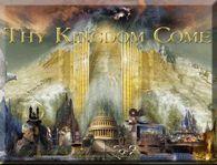 Seven Mountain Art, James Nesbbit. Prayer - Thy Kingdom Come