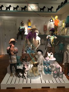 Read VMSD magazine's latest article on mannequin trends here: http://vmsd.com/content/mannequins-fun-and-profit (Photography: Faith Bartrug, Columbus, Ohio)