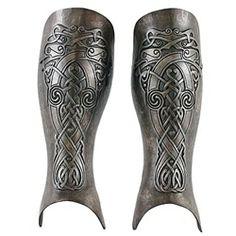 Celtic greaves